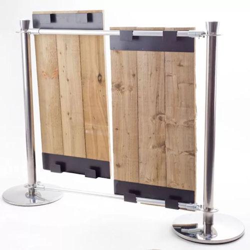 Wooden Panels from Brandline